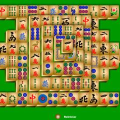 Juego de memoria: Mahjong